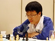 Grandmaster Liem seeded sixth at Millionaire Chess Open