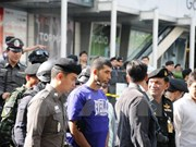 Thailand: human trafficking crackdown motive for bombings