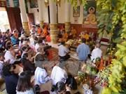 An Giang: Officials congratulate Khmer people on Sene Dolta festival