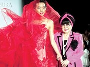 Japanese bridal collection comes to Vietnam