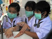 Vietnam responds to Global Hand-Washing Day