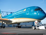 Vietnam Airlines starts using Airbus A350 on Hanoi-Seoul route