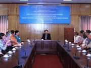Australia Mount Gambier club delegation visits Vietnam