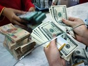 Dollar rates dip again, gold prices up