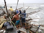 Typhoon Koppu causes heavy loss in Philippines