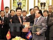 Vietnam, Cambodia agree on direction for co-operation