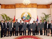 Lao leader lauds procuracy cooperation with Vietnam