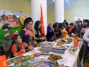 Vietnam joins Asian Culture and Culinary Festival in Ukraine
