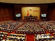 Lawmakers continue plenary session, examine budget allocation