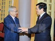 President applauds association's efforts to boost Vietnam-Japan ties