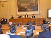 Asian people council debuts in France