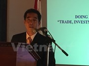 Canadian firms updated on Vietnam's business environment