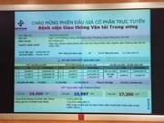 Transport Hospital IPO raises 5.2 million USD
