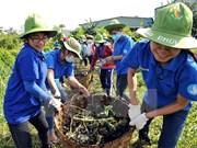Vietnamese, Cambodian localities boost youth exchange