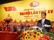 Hai Phong Party Organisation holds 15th Congress