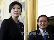 Red shirts party defends former Thai PM over rice pledging scheme