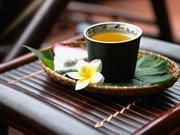 Tea ceremony promotes peace
