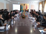 Vietnam, Kazakhstan promote multifaceted ties