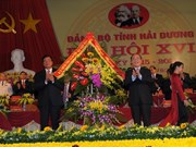Hai Duong asked to focus on industrial development