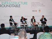 Conference discusses infrastructure development in Asia