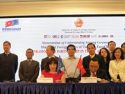 Agreement supports European firms' investment in Vietnam