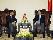 Prime Minister greets China's Yunnan Party Committee Secretary