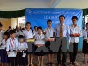 OV students in Phnom Penh enter new school year
