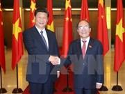 Vietnam treasures ties with China: Top legislator