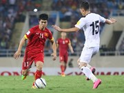 Vietnam move up two spots in November FIFA ranking
