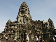 Cambodian Government to manage Angkor Wat Temple's ticket sale