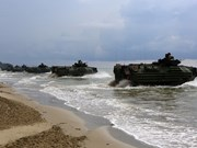 Malaysia, US conduct joint military exercise