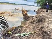 Thousands in Quang Ngai face high risk of landslide