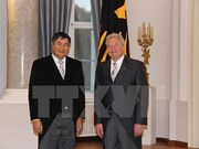 New ambassador commits to deepening Germany ties