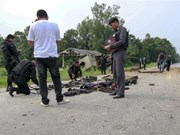Blast in southern Thailand kills four people