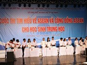 ASEAN Community contest launched in Da Nang