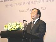 Vietnam, RoK hold first economic forum