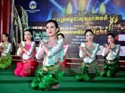 Cambodian cultural arts performance held in Soc Trang