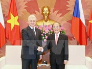 Vietnam, Czech Republic pledge to boost ties