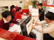 Improved economy helps Vietnamese banks