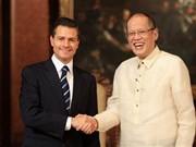 Philippines, Mexico ink financial, security, tourism cooperation