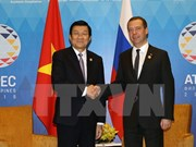 Vietnamese President meets with Russian Prime Minister in Manila