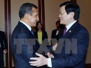 President on tight schedule at APEC summit week