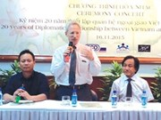 Artists herald Vietnam-US diplomatic ties