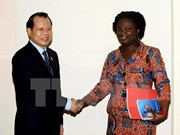 Deputy PM, WB official discuss national target programmes