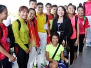 Vietnam wins four gold medals at ASEAN School Games