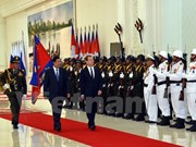 Cambodia, Russia enhance multi-faceted cooperation
