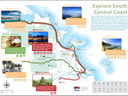 Map of tourism products in Vietnam's central coast launched