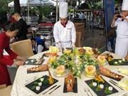 HCM City: Festival features international elegant cuisine