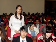 Young NA forum opens in Hanoi