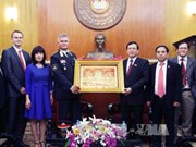 Vietnam, Hungary share experience in environmental issue